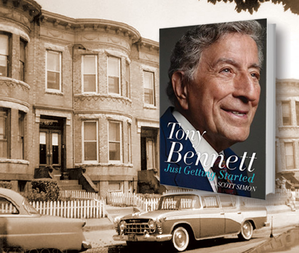 Book Review: Tony Bennett - Just Getting Started