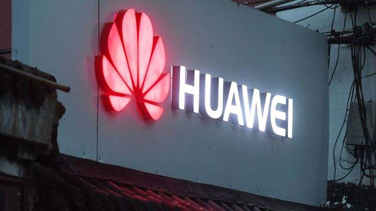 American distrust of Chinese Communication Giant Huawei's intentions is high.