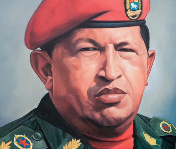 Hugo Chavez - Venezuela Socialism